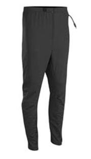 Firstgear Heated Pants Liner - X-Large/2X-Large/Black