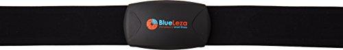 BlueLeza HRM Blue Bluetooth Smart / ANT+ Pulsgurt für iPhone 4s/5/5c/5s/6/6s/7, Android 4.3+ und Blackberry 10 Smartphones