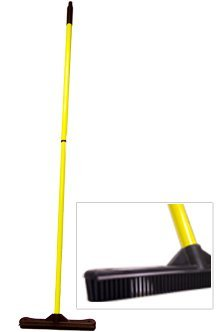 Sweep and Clean Rubber Broom