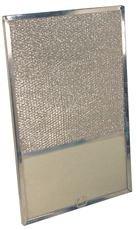 NATIONAL BRAND ALTERNATIVE APPLIANCE PARTS & ACCESSORIES 653276 Aluminum Range Hood Filter With Light Lens, 11-3/4X13-7/16X3/8