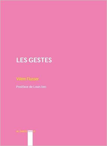 Livres gratuits Les gestes pdf, epub