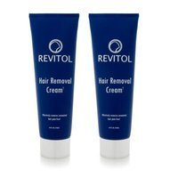 Revitol Hair Removal Cream Remove Unwanted Amazon Com