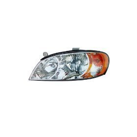 04 Kia Spectra Sedan Headlight - 5