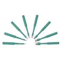 Miltex Sterile Disposable Biopsy Punches, 1.5 mm, Box of 50