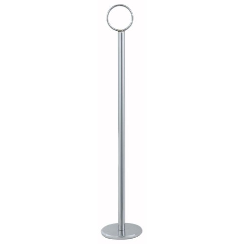 Winco TBH-12 12'' Table Number Holder - Dozen by Winco