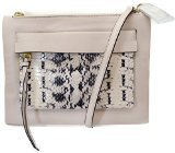 Coach Madison Felicia Crossbody Python - LI/Blush (Handbag Madison Coach)