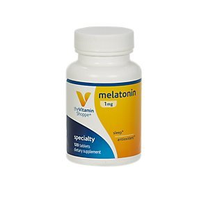 Amazon.com: La vitamina Shoppe Melatonina 120 tabletas ...
