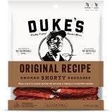 Dukes Original Shorty Smoked Sausages 5 ounce (2 Bags) GLUTEN FREE