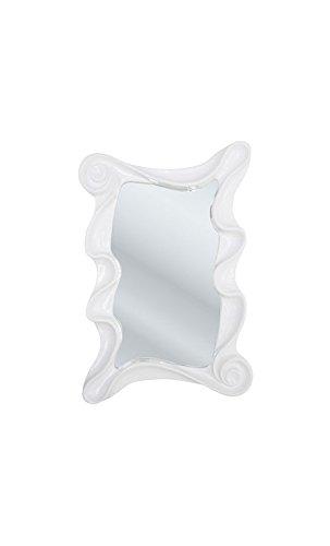 Spiegel Kare Design amazon de kare design spiegel design weiß 160 x 106