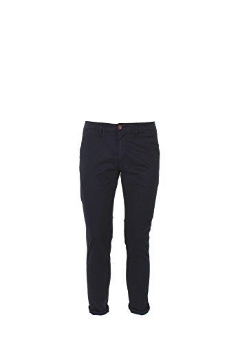 Pantalone Uomo Squad 54 Blu Rnc8038 Primavera Estate 2017