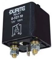 12v 100 Amp Heavy Duty Relay Split Charge Relay Durite 0 727 10 Amazon Co Uk Car Motorbike