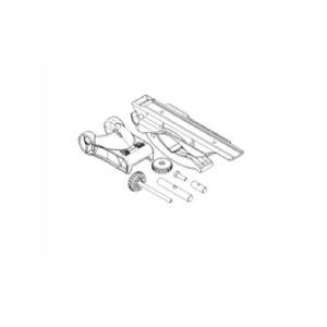 Yakima Platinum Pro 16s Replacement Mounting Hardware - 8890135