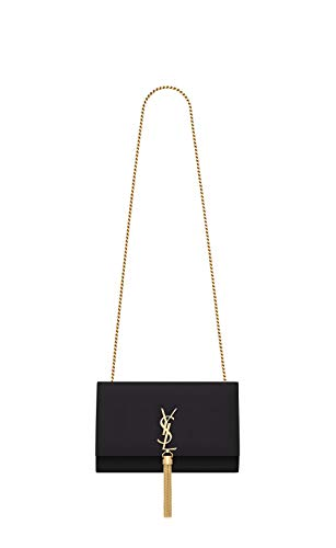 Paper Yves Saint Laurent monogram kate with tassel kate medium with tassel in smooth leather women Shoulder Bag Classic New (Yves Saint Laurent Leather Shoulder Bag)