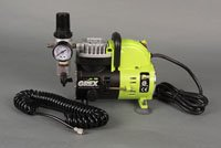 1/8 Hp Portable Piston Compressor (115v) by HandyCT