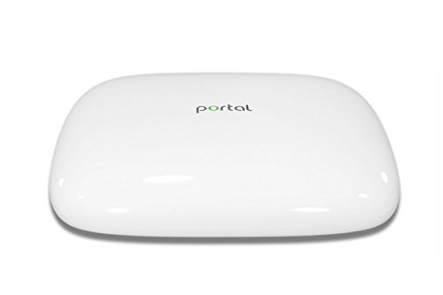 PORTAL Gigabit Self-Optimizing Dual Band WiFi Router – Protected Channels for Fast Wireless Internet, Highest Rated Best for Apartments & Crowded Areas, Long Range, No Need for Wifi Extender Booster