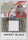 Ilya Bryzgalov #/1 (Hockey Card) 2011-12 In the Game Canada VS the World - International Material - Black Jersey ITG Vault Purple #IMM-24