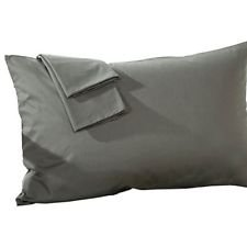travel size pillow cases Amazon.: Travel Pillow Case 14x20 Size Natural Cotton Zipper  travel size pillow cases