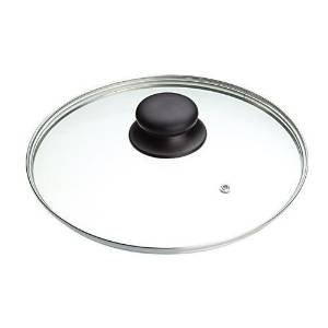 replacement vented frying pan saucepan glass lid cover 32 cm kitchen home. Black Bedroom Furniture Sets. Home Design Ideas