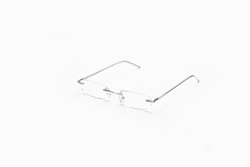Silver Metal Reading Glasses - 5