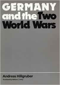 Book Germany and the Two World Wars