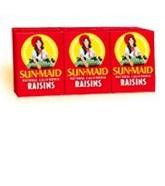 Sun Raisins Maid (Sun Maid California Raisins)