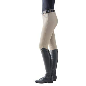 Tailored Sportsman The Ladies TS Trophy Hunter Mid-Rise Side-Zip Breech, Size 30, - Breeches Zip Side Riding