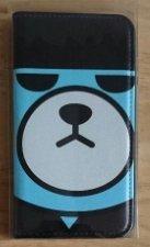 ビックバン スマホケース 手帳型 iPhone6.7 対応