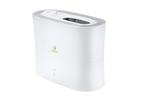 Bubos Upgraded Ultrasonic Warm and Cool Mist Humidifier for Baby Bedroom, Home...
