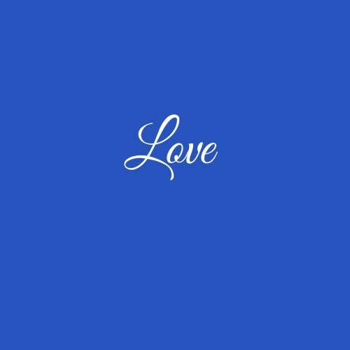 Love ...: Libro De Visitas Love para bodas decoracion accesorios ideas regalos matrimonio eventos firmas fiesta hogar invitados boda 21 x 21 cm Cubierta ...