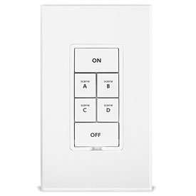 Keypad Dimmer Switch (Dual-Band),