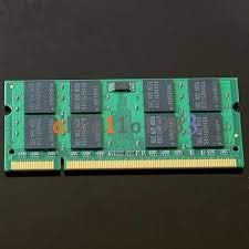 Ddr2 800 1gb Original Memory - Hynix HYMP125S64CP8-S6 2GB DDR2 SODIMM 200pin PC2-6400 800MHz