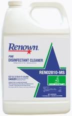 RENOWN GIDDS-107450 Pine Disinfectant Cleaner, 1 gallon, 4per Case - 107450, by Renown