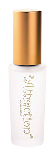 Patented Pheromone For MEN, Cedarwood & Ylang-Ylang [Pheromone Perfume to Attract Women] - Love Attraction Secret 0.34Fl Oz