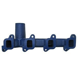Vertical Exhaust Manifold - C5NE9430D Ford Tractor Parts Manifold Vertical Exhaust 5000