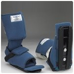 SoftPro Ambulating AFO Boot Fleece, Size: Small, Length of Foot: 4''-7'', Foot Circ.: 15'', Calf Circ.: 17'', Women's: 3-6, Mens: 3-5 by Rolyn Prest