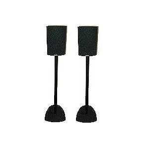 Definitive Technology ProStand 1000 Speaker Stands (Pair, Black)