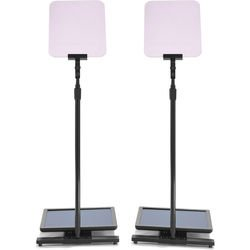 Prompter People PRO-SP17P Stage Pro Pair 17-Inch Teleprompters (Black)