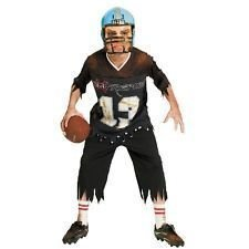 Football Player Quarterback Attack Child Halloween Costume Small -