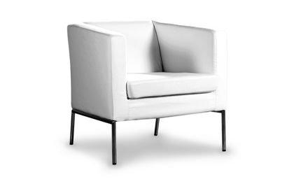 Funda para IKEA klappsta Sillón en Cotton Blanco de SAU Tark ...