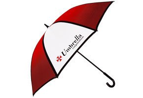 Resident Evil Umbrella Corporation Capcom Automatic Umbrella (Promotional Umbrellas Items)