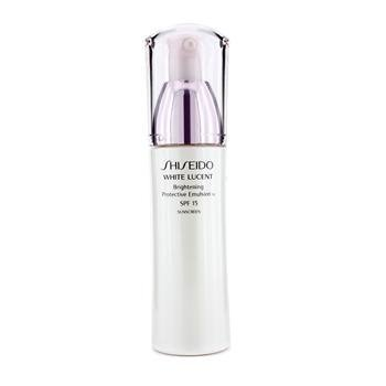 Shiseido White Lucent Brightening Protective Emulsion W SPF 18 75ml/2.5oz by Shiseido