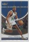 Paul Pierce (Basketball Card) 2005-06 Topps Finest - [Base] #80