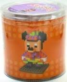 [Tokyo Disneyland 2012 Halloween Mickey Mouse nano block] TDL HALLOWEEN Mickey Mouse nanoblock (japan import) by Disney