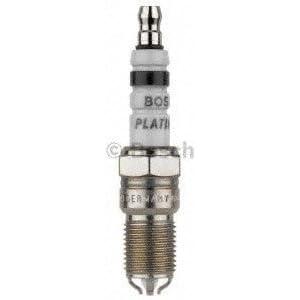 Bosch (4459) HGR9DQP Platinum + 4 Spark Plug, (Pack of 1)
