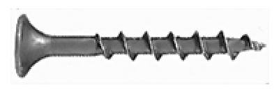 NATIONAL NAIL 281078 LB 1-1/4 by 6-Inch Deck Screw