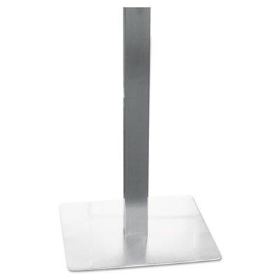 (MLNCA281S - Hospitality Table Steel Square Tube Pedestal Base)