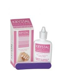 - Krystal Clean Nails with Aloe - The Healthy Antimicrobial Solution for Nails Infections - 1 Bottle 29ml (1 fl oz)