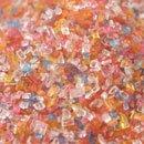 QA Products Rainbow Sanding Sugar - 8lb Case by Sanding Sugar