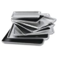 Lincoln Wear - Ever Half Size Aluminum Sheet Pan - 12 per case.