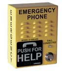 Viking Electronics - HANDSFREE EMERGENCY PHONE ADA COMPLIANT by Viking Electronics